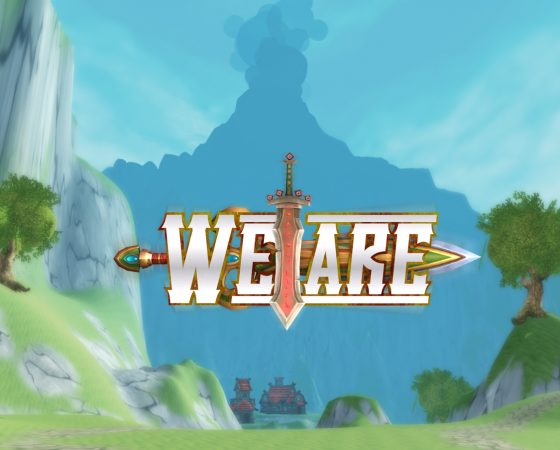 WE ARE | VR MMO
